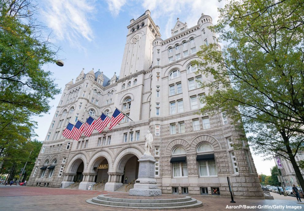 """A government agency """"ignored the Constitution"""" by allowing Trump Organization to retain Trump Hotel lease when Donald Trump was elected president, the agency's inspector general says. https://t.co/zTKzJ4i7YU"""