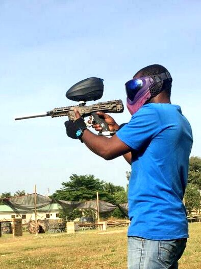 The weekend is upon Us #WeAreRapid #paintball #Abuja #Fun #action #battlegames #runhideshoot #adventure #extremesport #Weekday #squad #noretreatnosurrender #adrenalin #team #FridayFun #AbujaTwitterCommunity