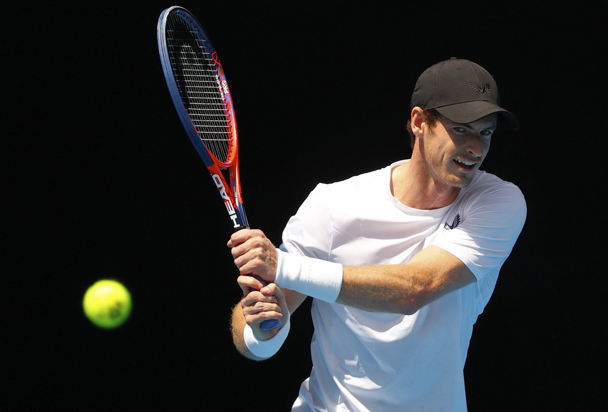 ATP Tour's photo on Andy Murray