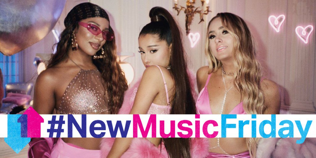 Official Charts's photo on #newmusicfriday