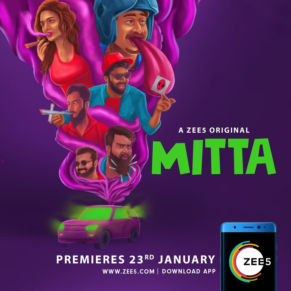 Mitta 2019 Hindi 1080p zee5 Originals x264 AAC