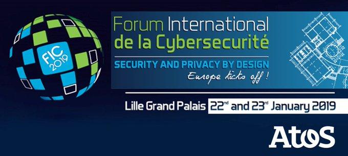 [#Event] A vos agendas ! Retrouvons-nous la semaine prochaine au  @FIC_fr sur le...