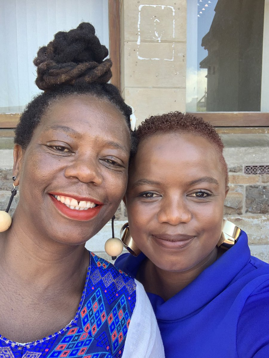 Phumzile Van Damme On Twitter Always Nice To Bump Into Mother S On The Campaign Trail
