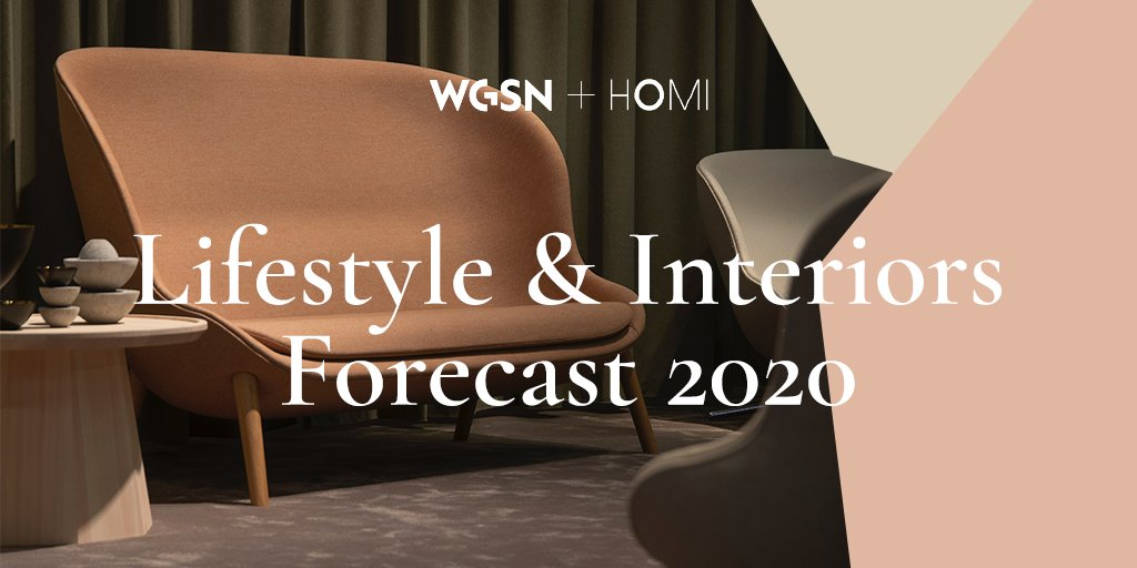 2020 Lifestyle Trends.Paola Capodacqua On Twitter Join Our Wgsn Expert Amy