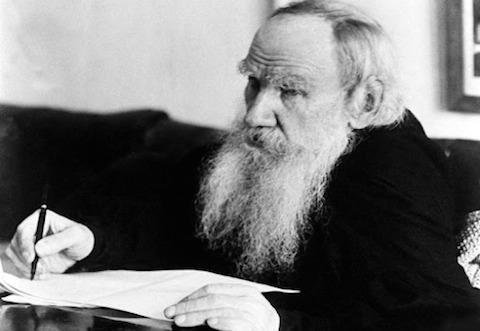 Leo Tolstoy Creates a List of the 50+ Books That Influenced Him Most (1891) https://t.co/XvJUQXNJ2Q