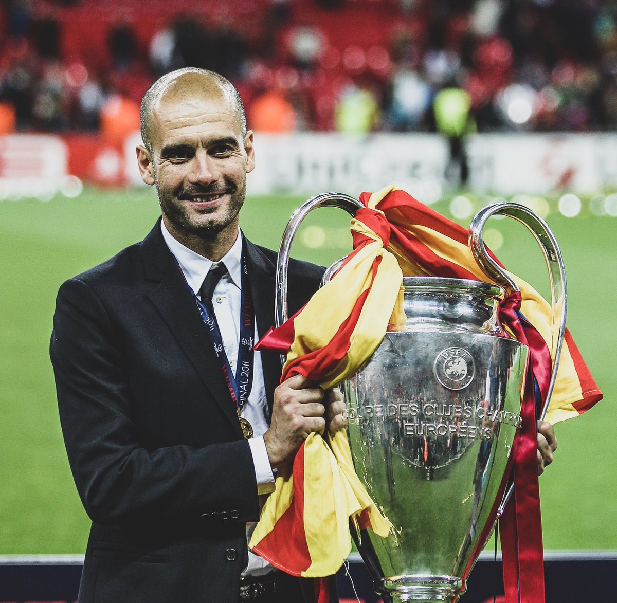 🎉 Happy 48th Birthday Pep Guardiola!  🏟 555 Games 🏆 25 Trophies  3 🏆🇪🇸 La Liga 3 🏆🇪🇸 Super Cup 2 🏆🇪🇸 Copa del Rey  3 🏆🇩🇪 Bundesliga 2 🏆🇩🇪 DFB-Pokal  1 🏆🏴󠁧󠁢󠁥󠁮󠁧󠁿 Premier League 1 🏆🏴󠁧󠁢󠁥󠁮󠁧󠁿 League Cup  3 🏆🌎 Club World Cup 3 🏆🇪🇺 Super Cup 2 🏆🇪🇺 UCL  👏 Best In The World.