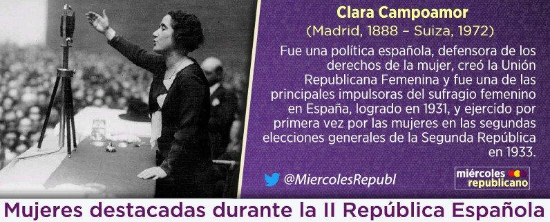 Encuentran nuevos textos de Clara Campoamor escritos durante su exilio en Argentina rtve.es/a/4942322/