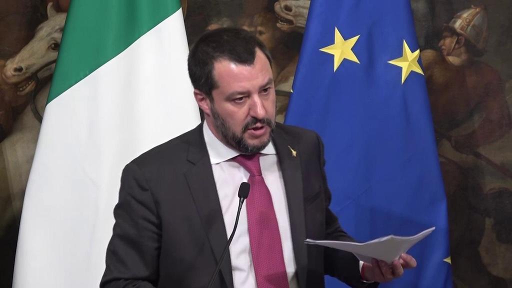 Manovra, Salvini: ''Dedico Dl quota 100 a Fornero ...