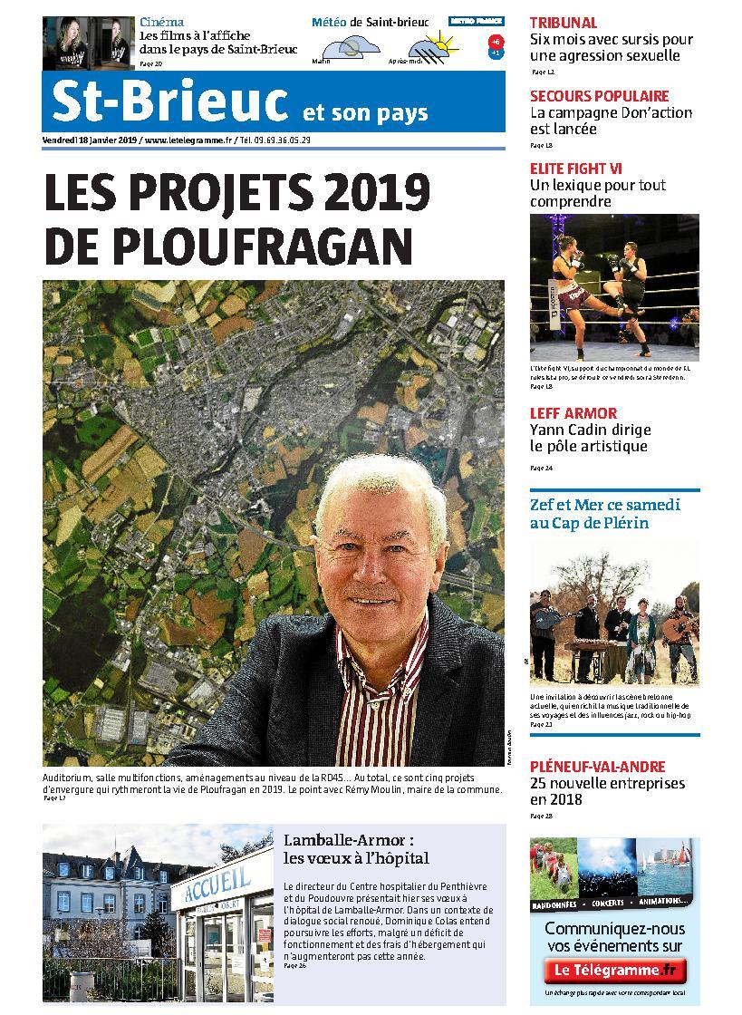 #saintbrieuc #ploufragan A la une ce vendredi via @LeTelegramme https://t.co/z19I8H5Ruy