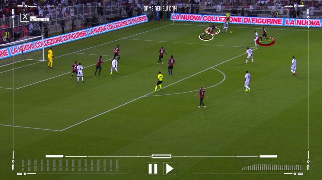 Disponibile on demand l'analisi tecnico-tattica di #JuveMilan di #Supercoppa 🏆 con il nostro speciale 🔁 #Gamereview ⏯️  Dove? Qui ➡️ http://juve.it/VxKf30mSVLR