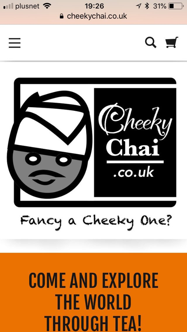 #TeaParty #Teahour hi, we are Cheeky Chai an Artisan Tea Company based at @stockportindoo1 Stockport Indoor Market! We are also online! Please check us out! #chai #tea #teaporn