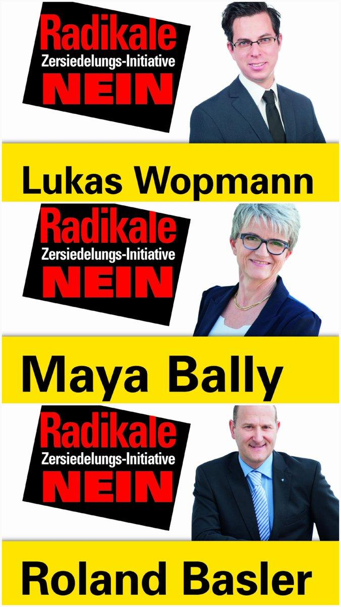 RT @aargauer_bdp: Nein zur #Zersiedelungsinitiative #Abst19 #wahlCH19 @wahlch15 https://t.co/7s7qKsK0qK