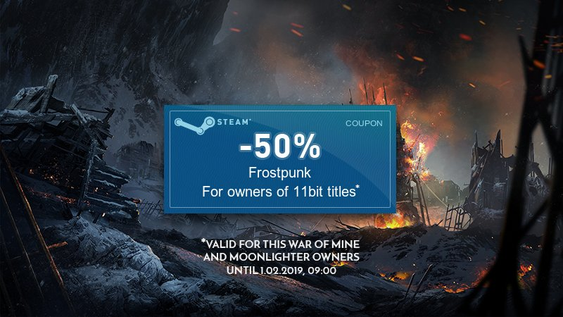Frostpunk - soon on #Consoles! on Twitter: