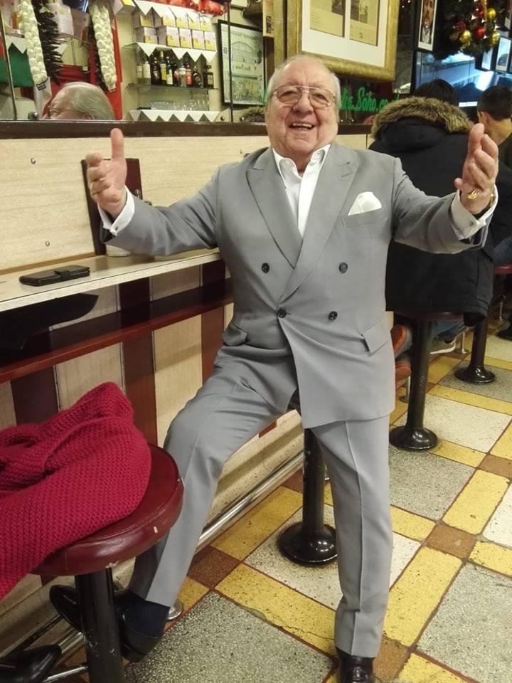 The Bar Italia Soho's photo on Hello Friday