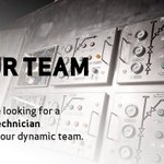 Image for the Tweet beginning: We're hiring: Test Technician based