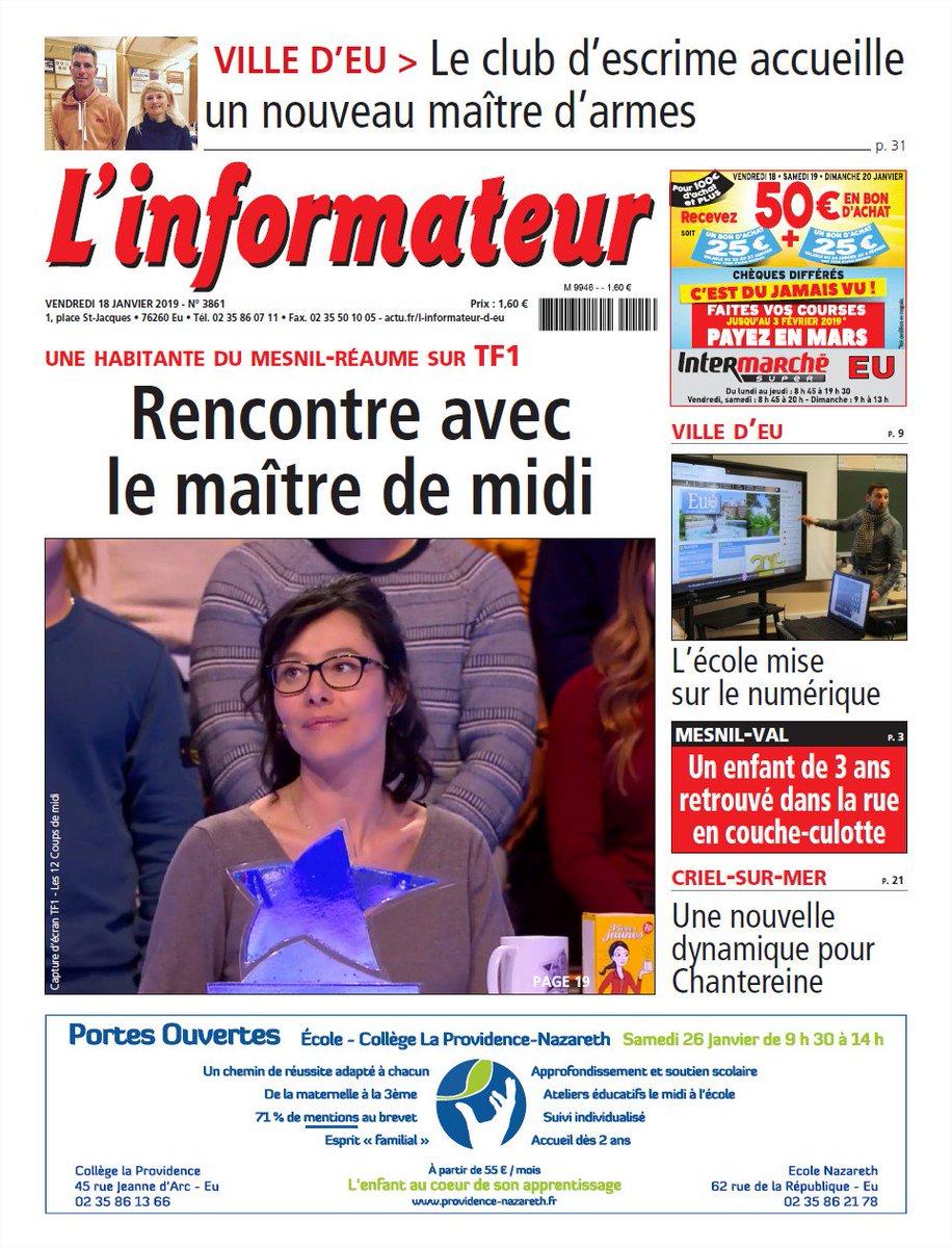 Les 12 Coups de Midi - Page 27 DxLuylnXcAAl2ge