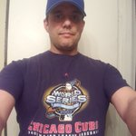 Day 312 of @Cubs #ShirtOfTheDay #ThatsCub #CubsTalk #EveryBodyIn #IamCubsessed #Cubs #AuthenticFan #OldSchool