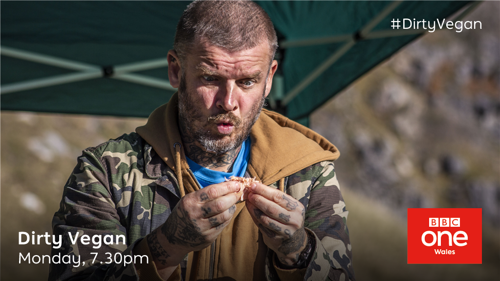 Sustaining the South and Mid Wales Cave Rescue team through a training rescue is vitally important.   And @pritchardswyd has just the thing! 👌  #DirtyVegan 📺 Monday, 7.30pm @BBCOne Wales