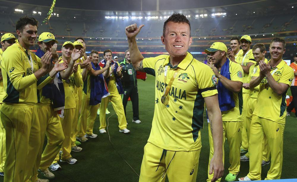 CricBlog's photo on peter siddle