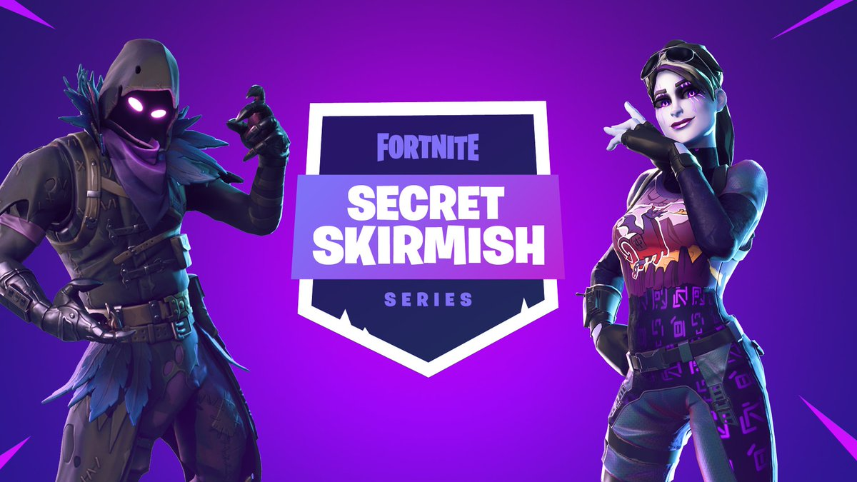 We're breaking into 2019 with a special invitational!   Check out our blog for more info: https://www.epicgames.com/fortnite/competitive/en-US/news/secret-skirmish-announcement… #ˢᵉᶜʳᵉᵗˢᵏᶦʳᵐᶦˢʰ