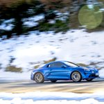 Image for the Tweet beginning: The last time @alpine_cars got