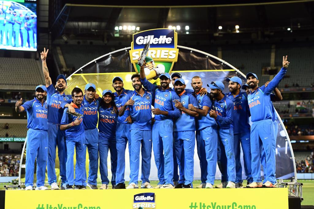 Congratulations Team India