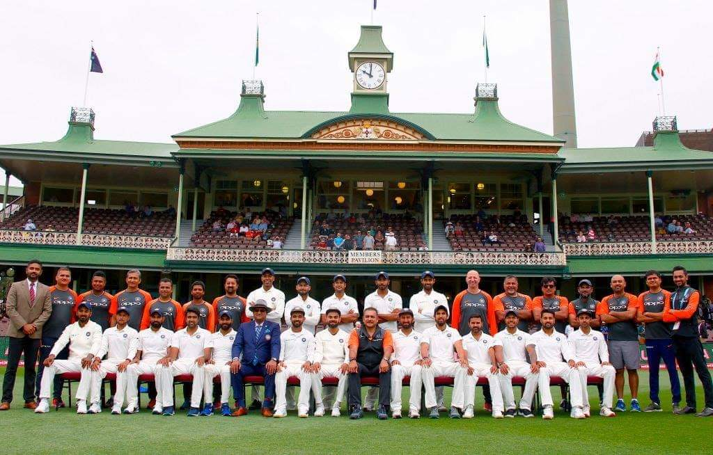 First Indian Cricket Team who win the Test Series in Australia