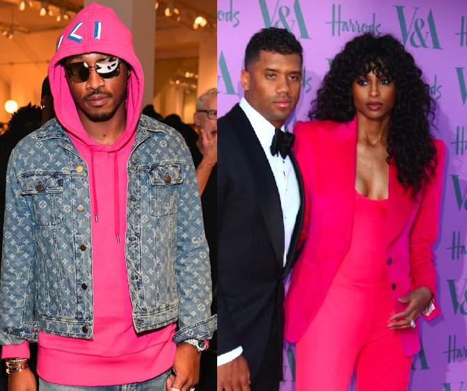 WIZRD Woes: Petulant Papa Future Says 'Ciara Controlled' Russell Wilson Should 'Be A Man'---His Crust Mouthed Minions Probably Agree  https://t.co/i5TUxyVDZY  (Paras Griffin/JRP/WENN / Getty)