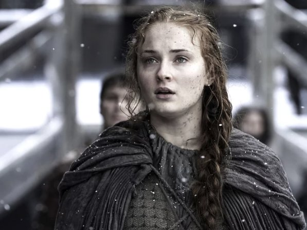 Sophie Turner wasn't allowed to wash her hair while filming entire seasons of @GameOfThrones: 'It was disgusting' https://t.co/XmgdtXmMSs