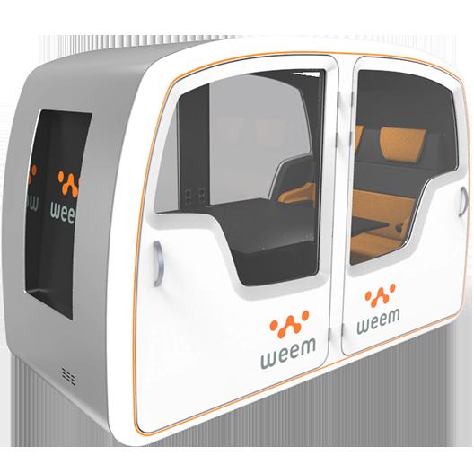 La cabine connectée, ça vous parle ? 🤔 ➡️ Découvrez le futur de la #mobilité ? d'après https://buff.ly/2CgWwSW @AmbroiseCa via @Siecledigital #VilleDeDemain #VilleDuFutur