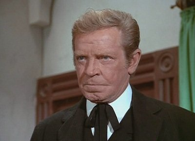 The role of Donald Trump will be played by Richard Basehart in the movie.