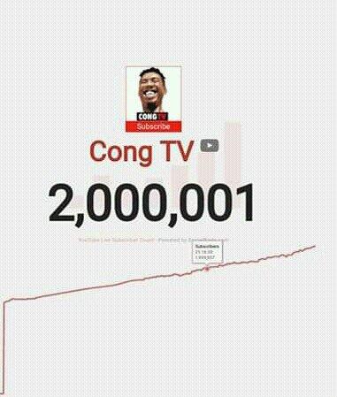 Congrats cong tv. Paawer  #DALAWANGMILYONGPAA <br>http://pic.twitter.com/rxcKlmxhZW