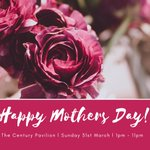 Image for the Tweet beginning: 💃🥂 Mothers Day Party 💃🥂  In