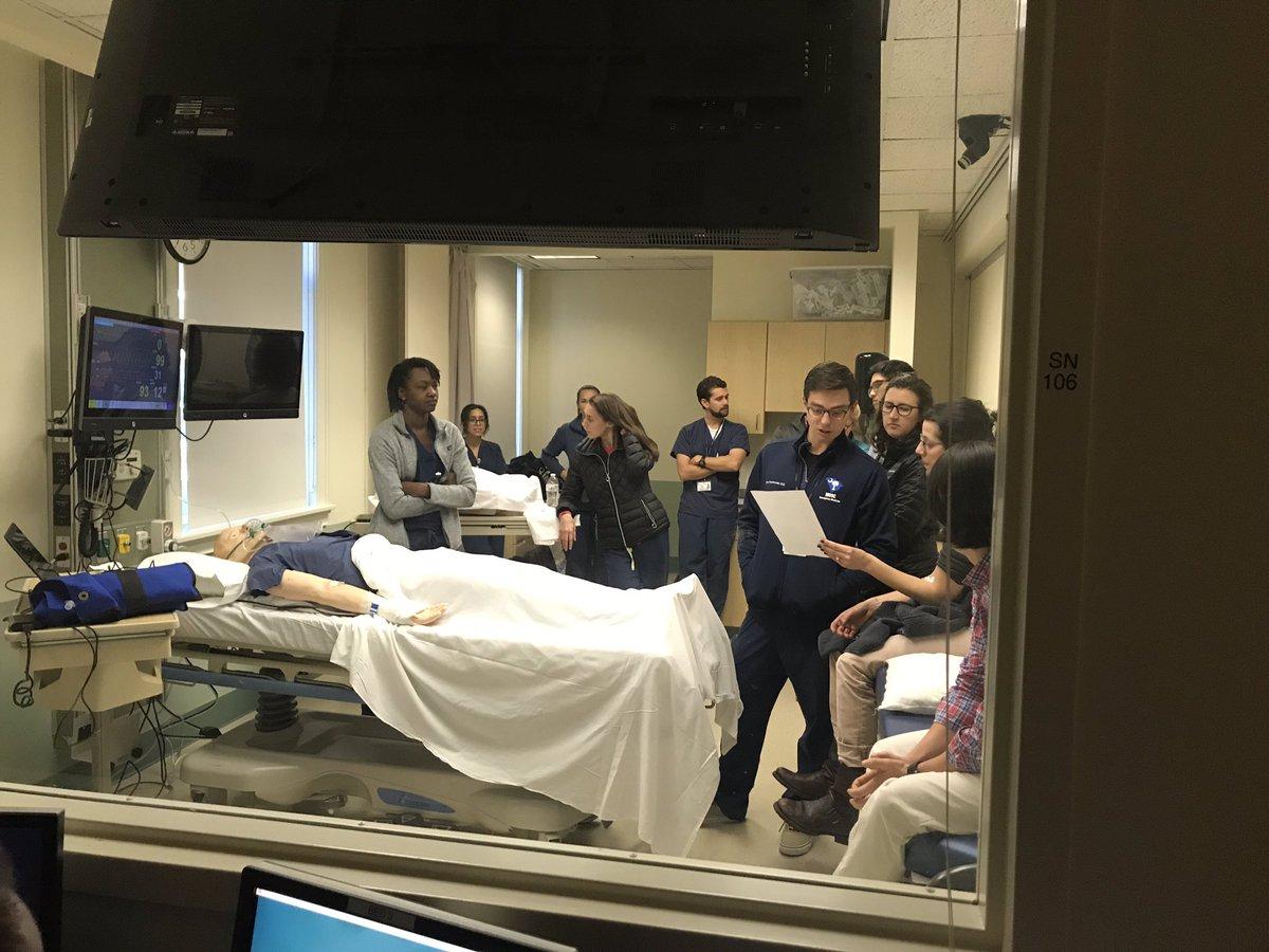 Musc emergency room