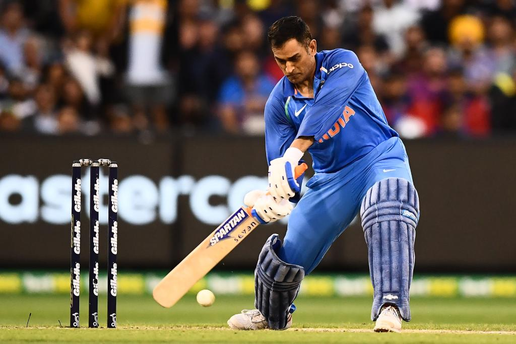 India win in Melbourne to take the series 2-1!  MS Dhoni's 87*, his third consecutive half-century, and 61* from Kedar Jadhav lead the way as Australia's 230 is chased down for a seven wicket victory.  #AUSvIND scorecard ➡️  https://t.co/TnQ5ZSZFxQ