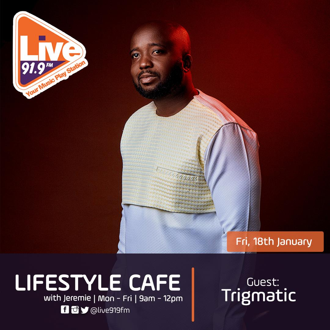 On air now with @jeremie2131 on @live919fm tune in now now !!! I get filla give u