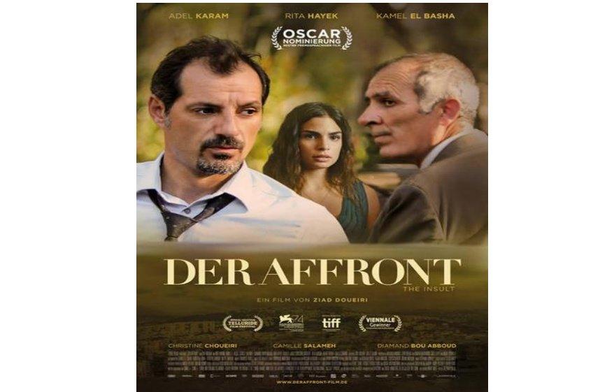 """Kommunales Kino - """"Der besondere Film"""" im Januar: """"Der Affront"""" #BadWildungenFilm #DerAffront #KommunalesKino https://eder-dampfradio.de/blog/2019/01/18/kommunales-kino-der-besondere-film-im-januar-der-affront/…pic.twitter.com/uRHsLIsQP8"""