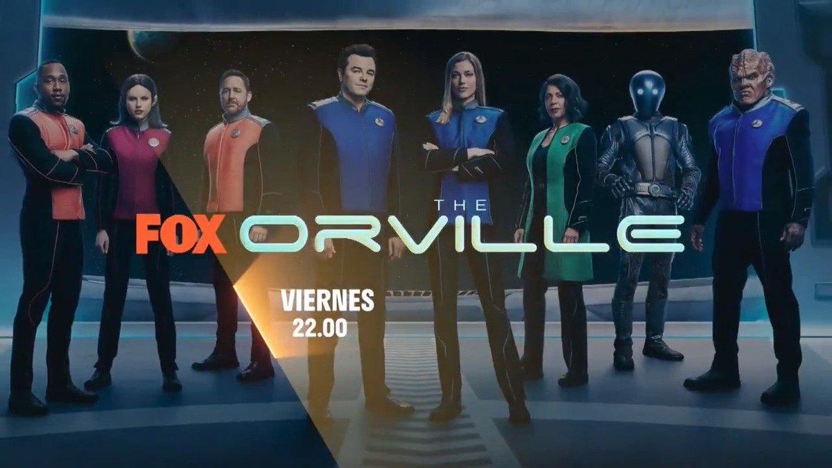 FOX España TV's photo on #TheOrville
