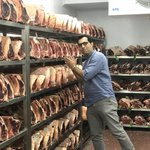 Image for the Tweet beginning: Pioneering 'Ethical Butcher' kicks off