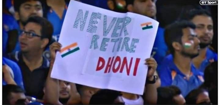 MS Dhoni™'s photo on #indvaus