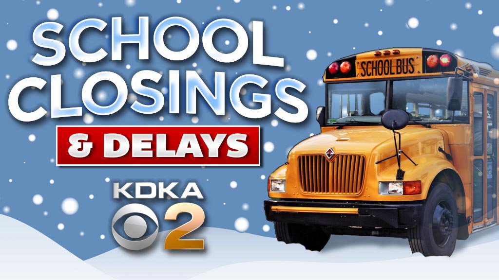 SCHOOL DELAYS: A few school districts have delayed the start of class this morning. Check out the full list here --  https://t.co/kJoZFGkCW7