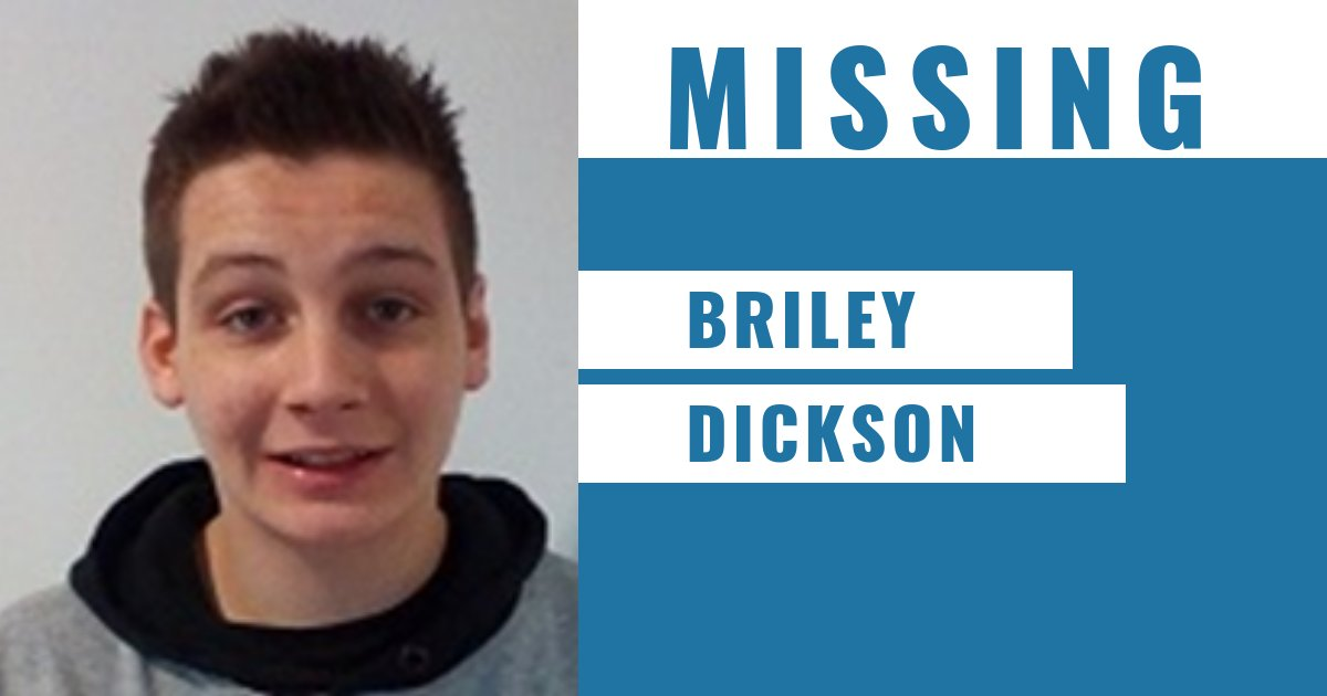 Missing 16-year-old Briley Dickson was last seen on 11th January in the Frankston area.  Briley is known to frequent the Franktson, Hastings and Clarinda areas.  📞Hastings Police Station - (03) 5970 7800  More → https://t.co/dy37iINY0h