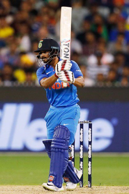 Solid team effort to win the ODI series as well and finish a tour filled with excellent cricket.  Happy to see @JadhavKedar stand up and deliver when given the opportunity and support @msdhoni, who once again played the role of the anchor beautifully!  #INDvAUS