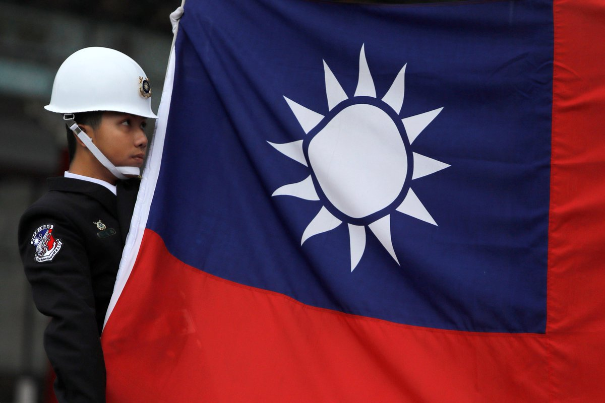 Taiwan steps up probe into surveillance by pro-China media on island https://reut.rs/2Mi4fVl  via @YimouLee @jamespomfret