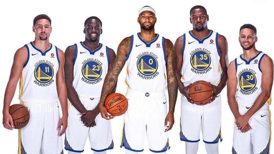 Cousins estreia pelos Warriors podendo 'acabar' com a NBA, ou com o próprio time; ENTENDA 👉 https://t.co/1nZxReNttL #NBAnaESPN