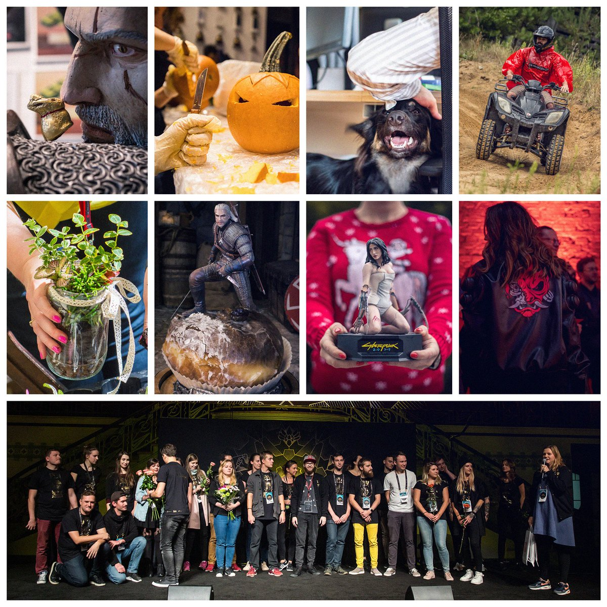 Looking back at last year, a lot is happening #insideRED! It's a shame we could only pick 9 photographs for #2018bestnine, but we already can't wait to see what 2019 has in store for us! pic.twitter.com/m1tbyZ1akJ