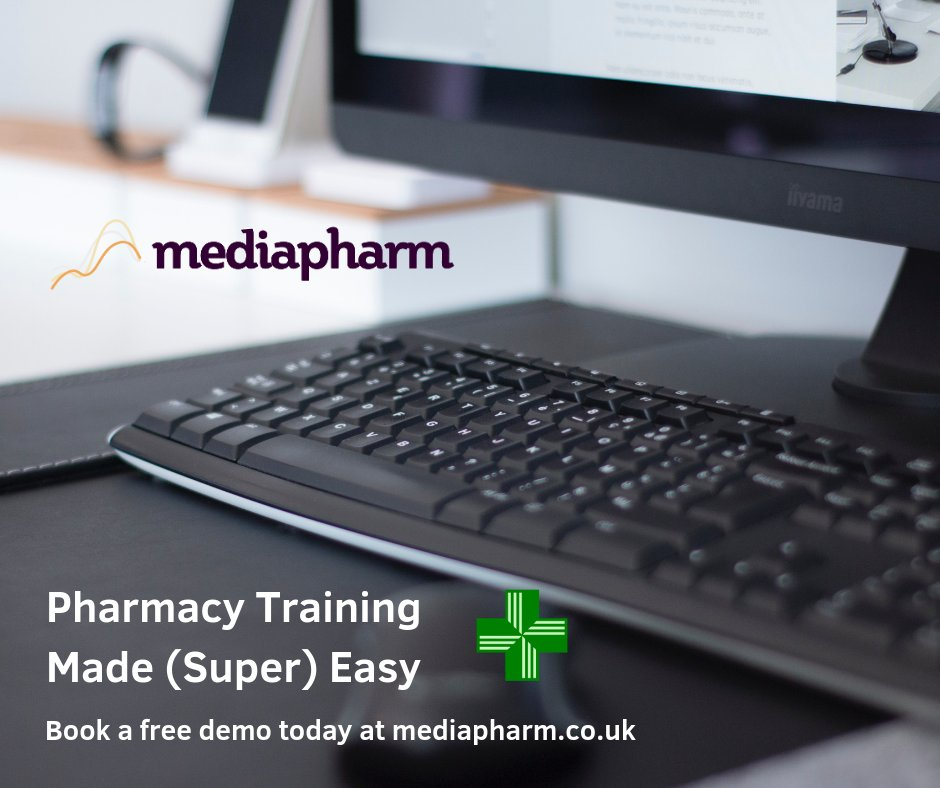 Pharmacy Training Made Easy