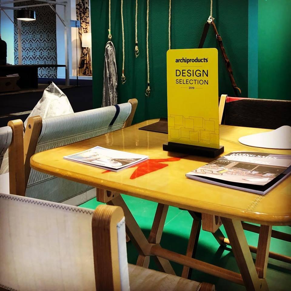 DVELAS selected as part of the Archiproducts Design Selection Maison&Objet STAND H112 - I111, HALL 6 TODAY #design #furniture #mobilier #maisonobjetparis #parisdesignweek