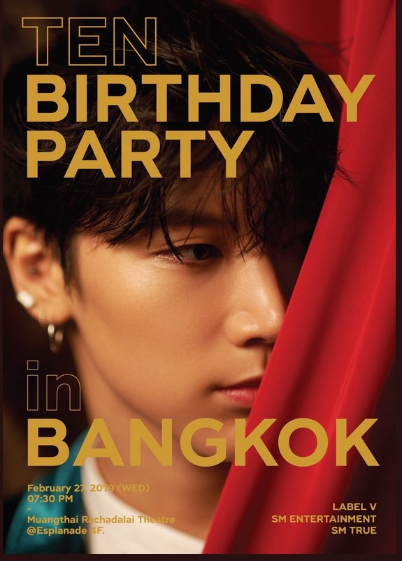 #TEN_BIRTHDAYPARTYinBKK  #TEN_BIRTHDAYPARTYinBKK  #TEN_BIRTHDAYPARTYinBKK   Our baby TEN  The Prince Of Thailand  TEN&#39;s Birthday Party is Coming !!!!! <br>http://pic.twitter.com/YuMaeBCP1x