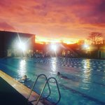 Image for the Tweet beginning: How beautiful is our lido